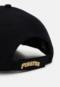 '47 - MLB PITTSBURGH PIRATES UNISEX - Cap - black - 3