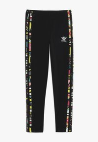 adidas Originals - SOLID - Leggings - black - 0