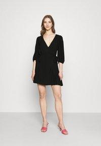 EDITED - GEMMA DRESS - Day dress - black - 1