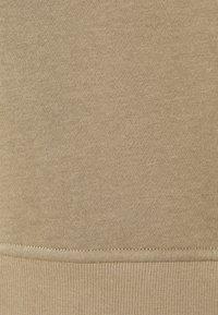 Pieces Petite - PCCHILLI  HOODIE - Sweatshirt - silver mink - 2
