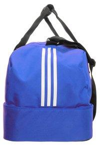 adidas Performance - TIRO DUFFEL LARGE - Sportstasker - blue - 2