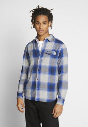 FLAP SHIRT - Skjorta - cobalt blue