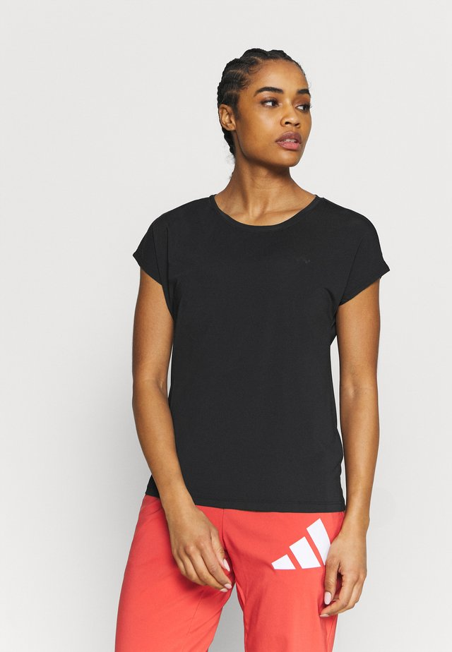 ONPFONTANNE TRAIN  - Sports shirt - black