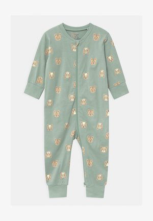 MOUSE AT BACK UNISEX - Pyjamas - light dusty aqua