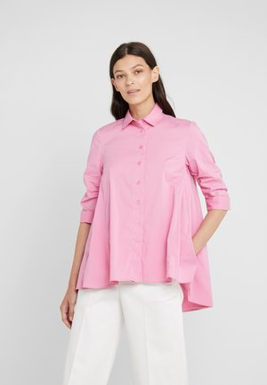 ESSENTIAL FASHION BLOUSE - Button-down blouse - pink