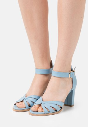 GILLIAN  - Sandals - sky blue