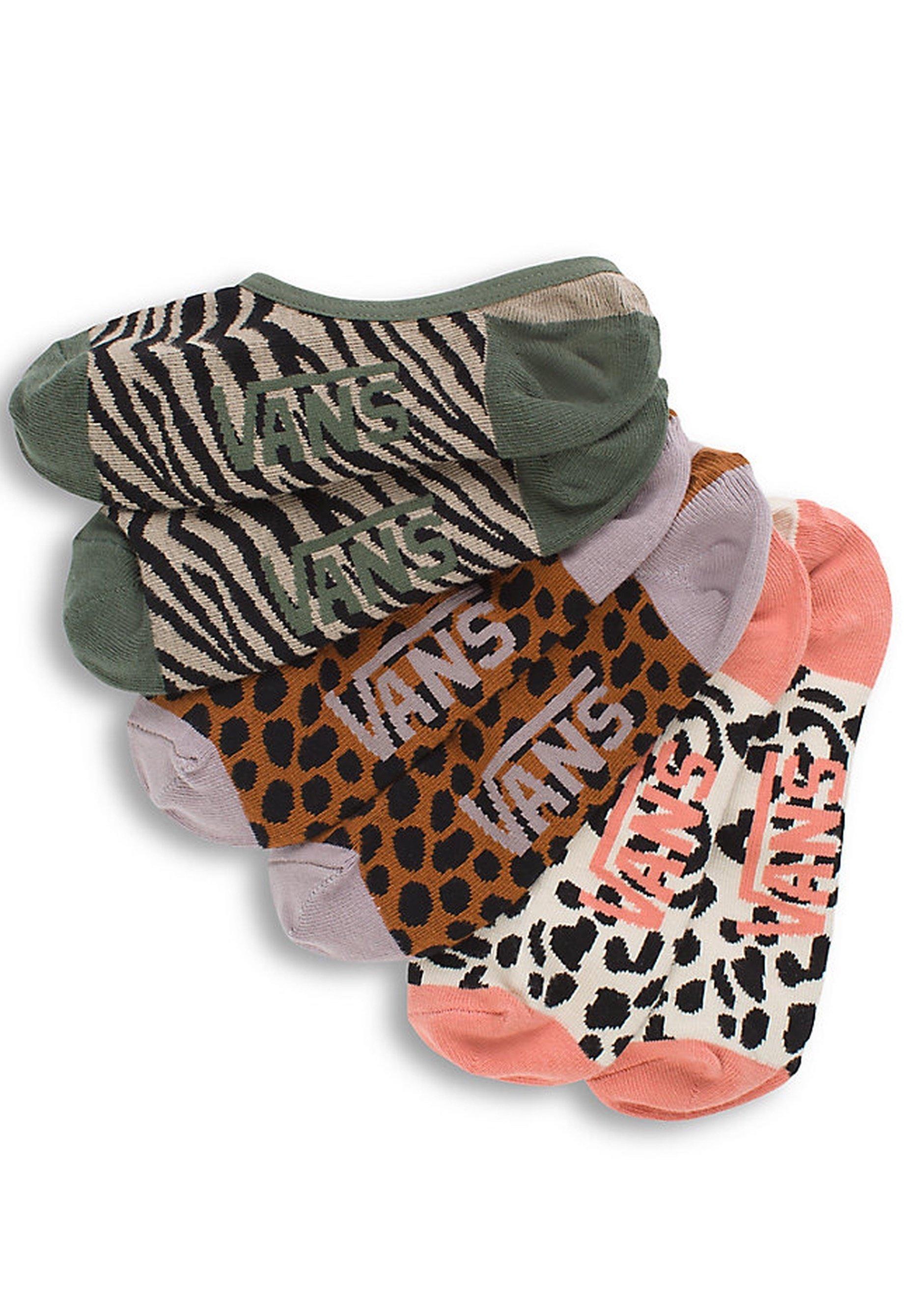 Femme WM SAFARI CANOODLES (1-6, 3PK) - Chaussettes
