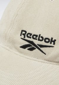 Reebok Classic - CLASSICS CORDUROY CAP - Cap - beige - 2
