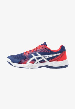 GEL-TASK - Volleyball shoes - blue/white