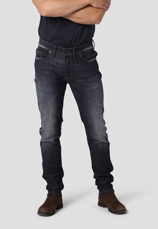 SKINNY - Jeans Skinny Fit - arizona dark blue
