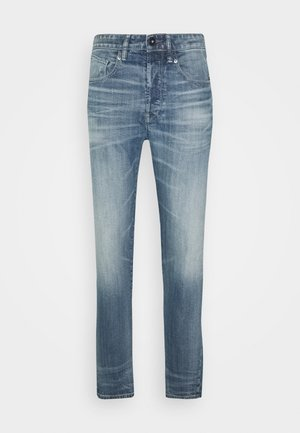 5650 3D RELAXED TAPERED C - Relaxed fit jeans - faded regal blue