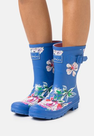 WELLY - Wellies - blue/multicolor