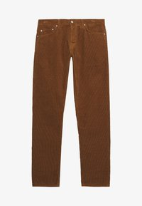 KLONDIKE PANT ALBANY - Trousers - hamilton brown rinsed