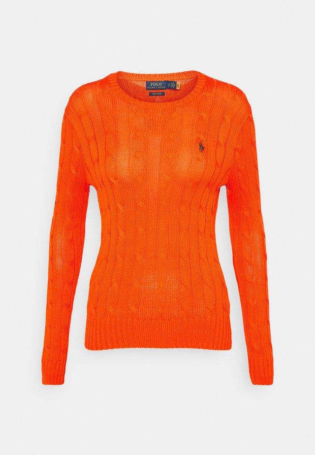 CLASSIC - Jumper - fiesta orange