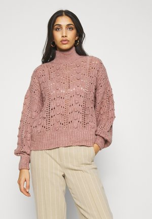 VILIMBURA  - Pullover - old rose
