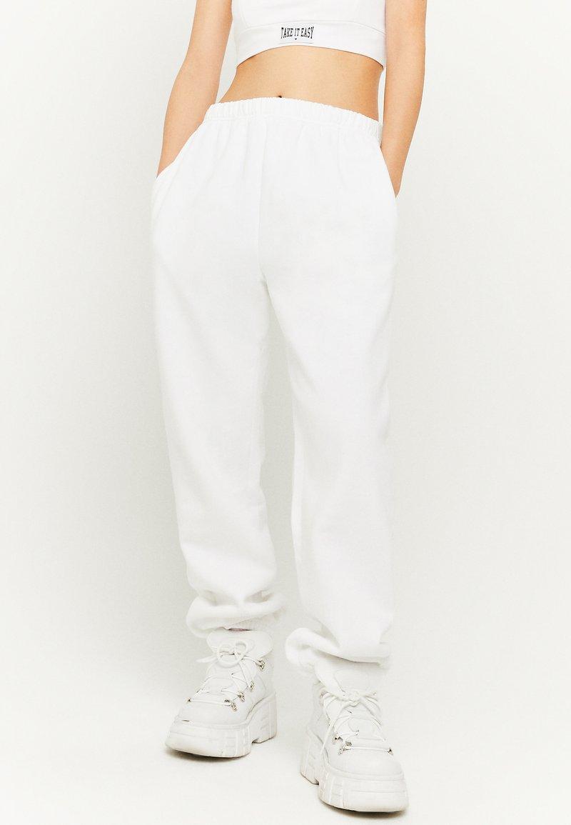 TALLY WEiJL - Jogginghose - white