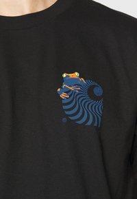 Carhartt WIP - SOCIETY - Print T-shirt - black - 5