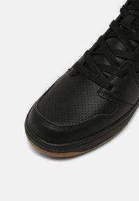 YOURTURN - UNISEX - High-top trainers - black - 4