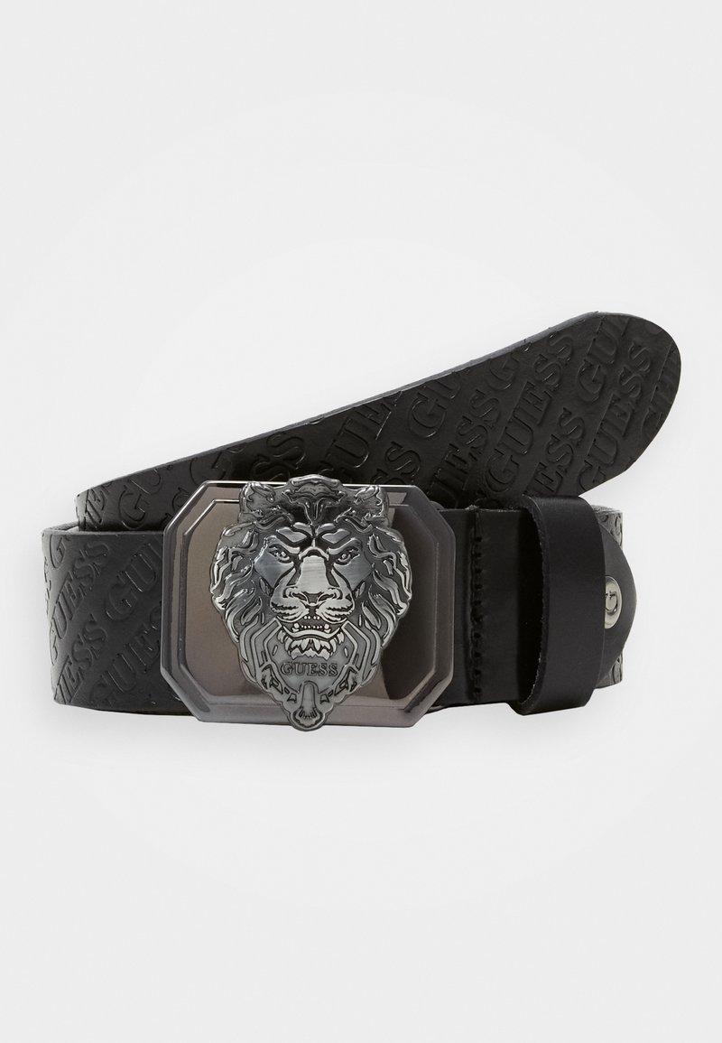 Guess - ADJUSTABLE BELT - Belt - black