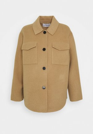GAYA - Short coat - camel