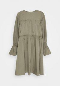 Mykke Hofmann - Day dress - dust green - 4