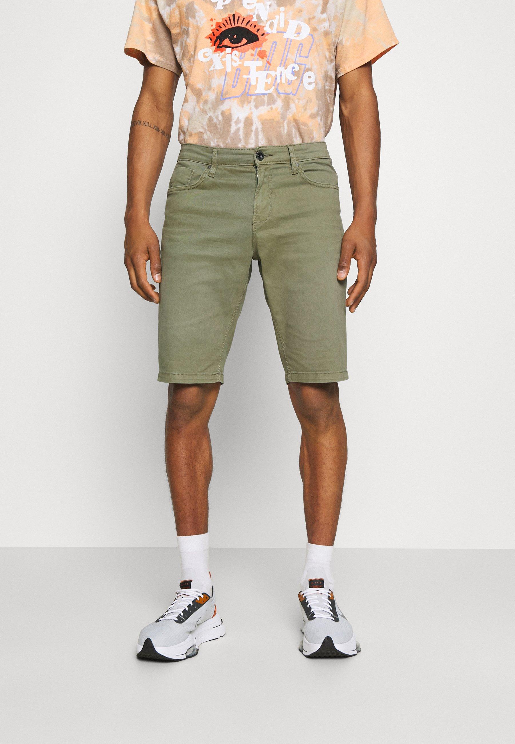 Homme LUCKY FIVE POCKET - Short en jean