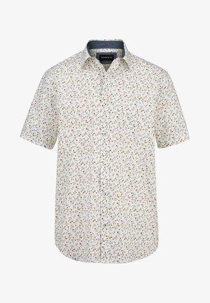 Shirt - weiß,beige