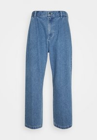 Obey Clothing - FUBAR PLEATED BULL - Relaxed fit jeans - light indigo - 0