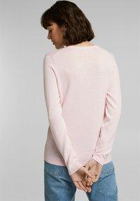 edc by Esprit - COO  - Jumper - light pink - 2