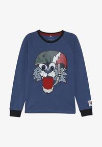 Name it - NMMLIAMBERT - Langærmede T-shirts - dutch blue - 2