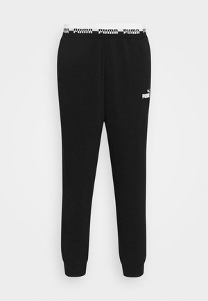 AMPLIFIED PANTS - Pantaloni sportivi - black