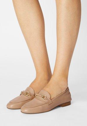 GRANGE - Slippers - camel