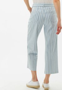BRAX - STYLE MAINE  - Trousers - used light blue - 2
