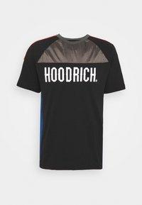 Hoodrich - Print T-shirt - black/red - 0
