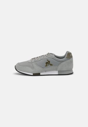 ALPHA UNISEX - Sneakers laag - neutral gray