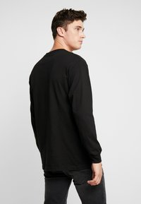 Diamond Supply Co. - PERCHED TEE  - Long sleeved top - black - 2