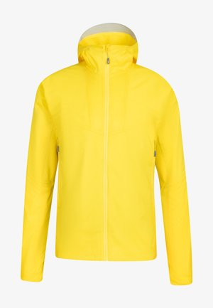 RIME LIGHT IN FLEX - Waterproof jacket - blazing