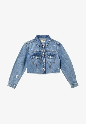 Denim jacket - blu