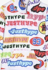 Hype - KIDS OVERHEAD HOODIE AMERICA FADE - Hoodie - multi - 3