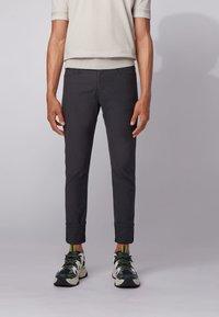 BOSS - DELAWARE - Jeans slim fit - black - 0