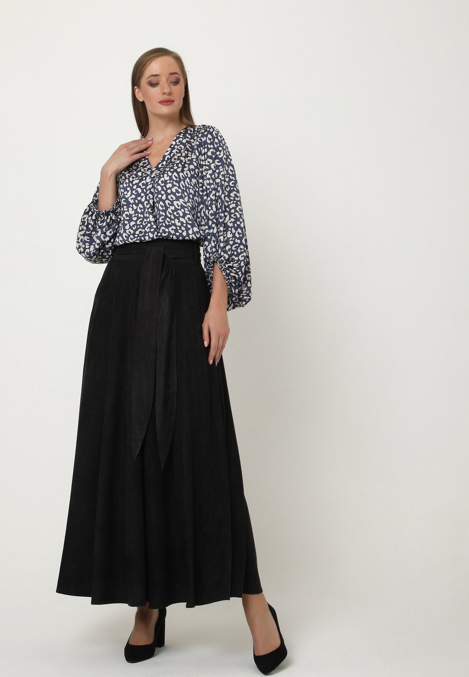 Femme RITA - Jupe plissée