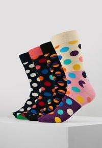 Happy Socks - DOT GIFT BOX 4 PACK - Socks - multi-coloured - 0
