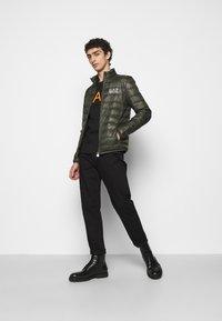 EA7 Emporio Armani - Down jacket - khaki - 1