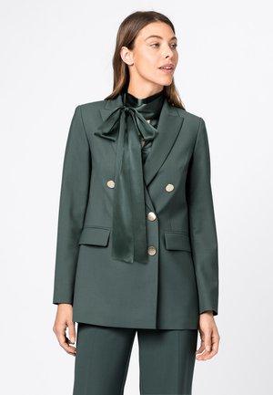 Short coat - eucalyptus