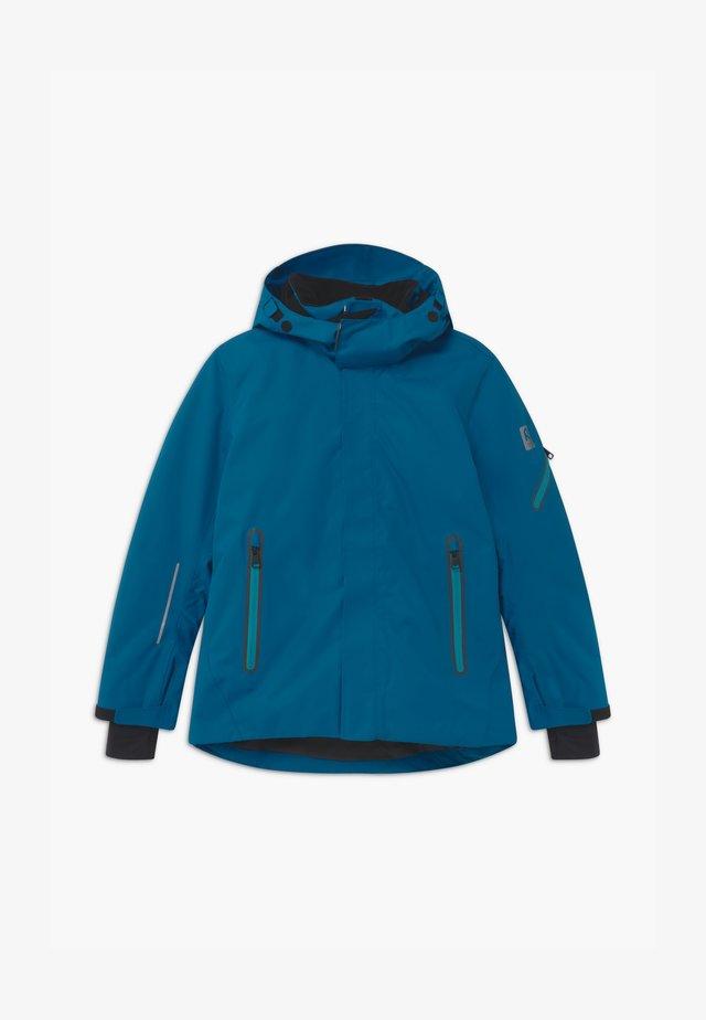 WINTER WHEELER UNISEX  - Snowboardová bunda - dark sea blue