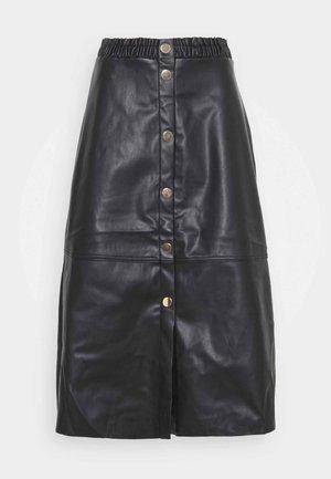 ONLSAGA SKIRT - Falda de tubo - black
