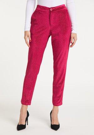 Pantalones - rot