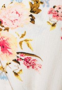 VILA PETITE - VIMESA SHORT DRESS - Day dress - snow white - 2