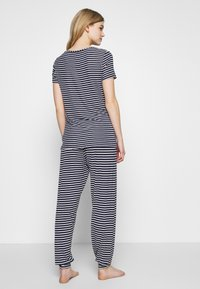 Marks & Spencer London - HANGING SET - Pyjama set - dark blue - 0