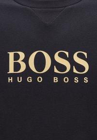 BOSS - TRACKSUIT SWEATSHIRT - Sweatshirt - black - 5